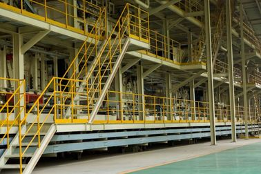 Particle Board From Bamboo Production Line Panel 2440 x 1220 mm
