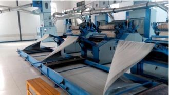 Cotton Medical Engineering Projects Degreasing Cotton Making Machine