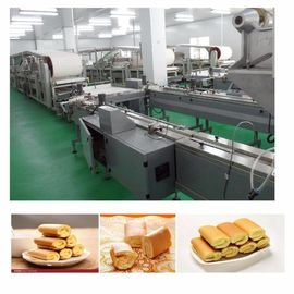 Food Engineering Projects Full Automatic Swiss Roll & Layer Cake Production Line